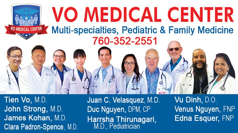 Healthcare Providers at Vo Medical Center